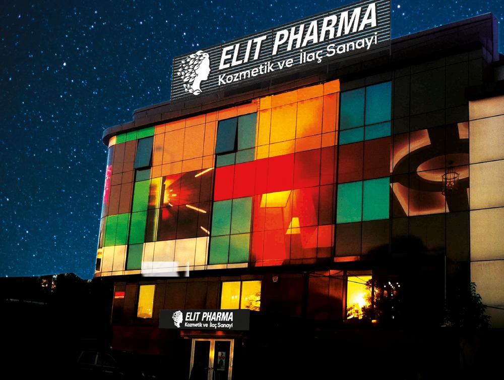 Elit Pharma Fabrika Binası