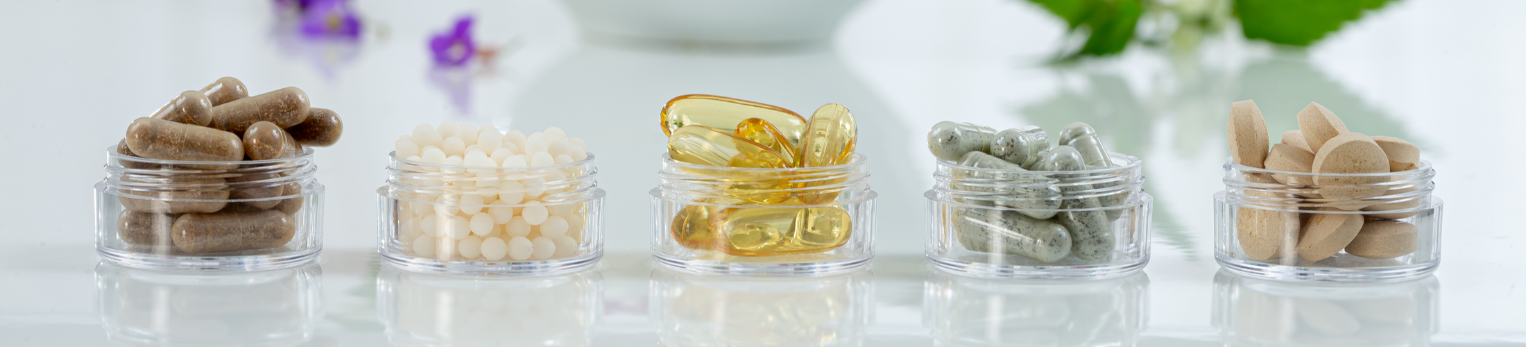 Private Label Food Supplements Manufacturers